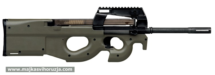 FN PS90 TR (Triple Rail)