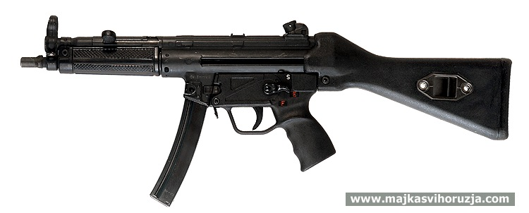 Heckler & Koch MP5A2 original