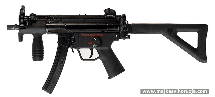 Heckler & Koch MP5K-PDW
