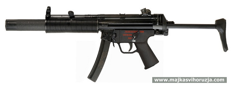Heckler & Koch MP5SD6