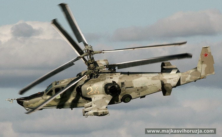 "Kamov Ka-50 ""Black Shark"""