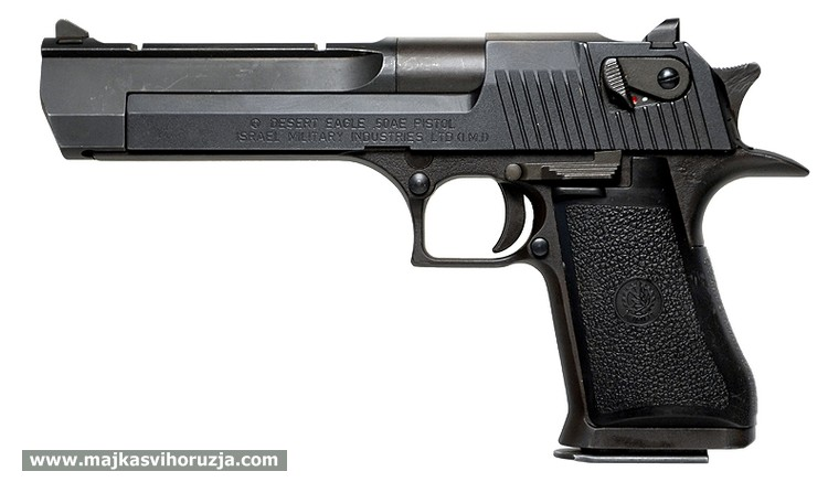 Desert Eagle Mark XIX - .50 AE