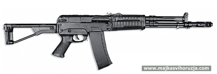 AEK-971 late production model 2006