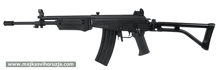 Galil AR - 5.56x45mm NATO - left side