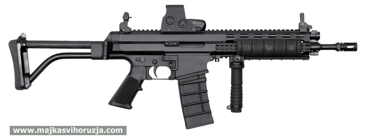 Robinson Armament XCR-L Mini
