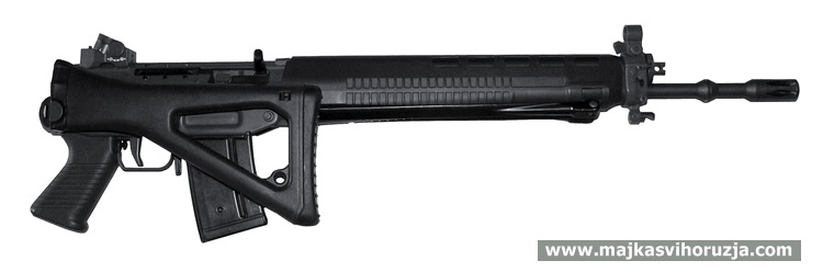 Swiss Arms SG 550
