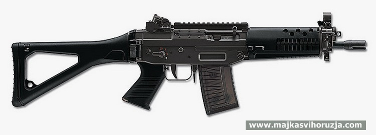 Swiss Arms SG 553 SB