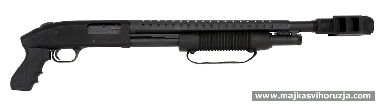 Mossberg 500 ROAD BLOCKER - 6 SHOT