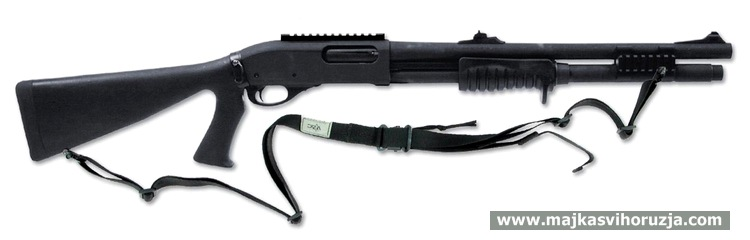 Remington 870 MCS