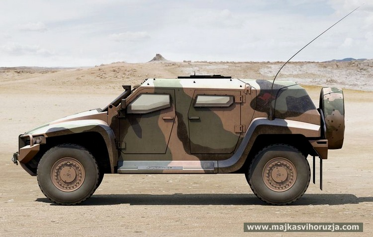 Thales Hawkei